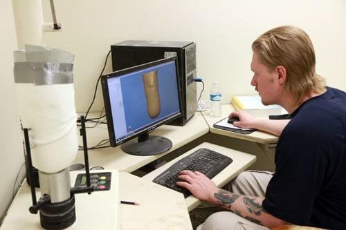 CAD CAM Custom Orthotics Prosthetics Fabrication